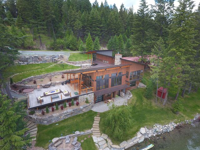 516 Glen Lake Drive, Eureka, MT 59917