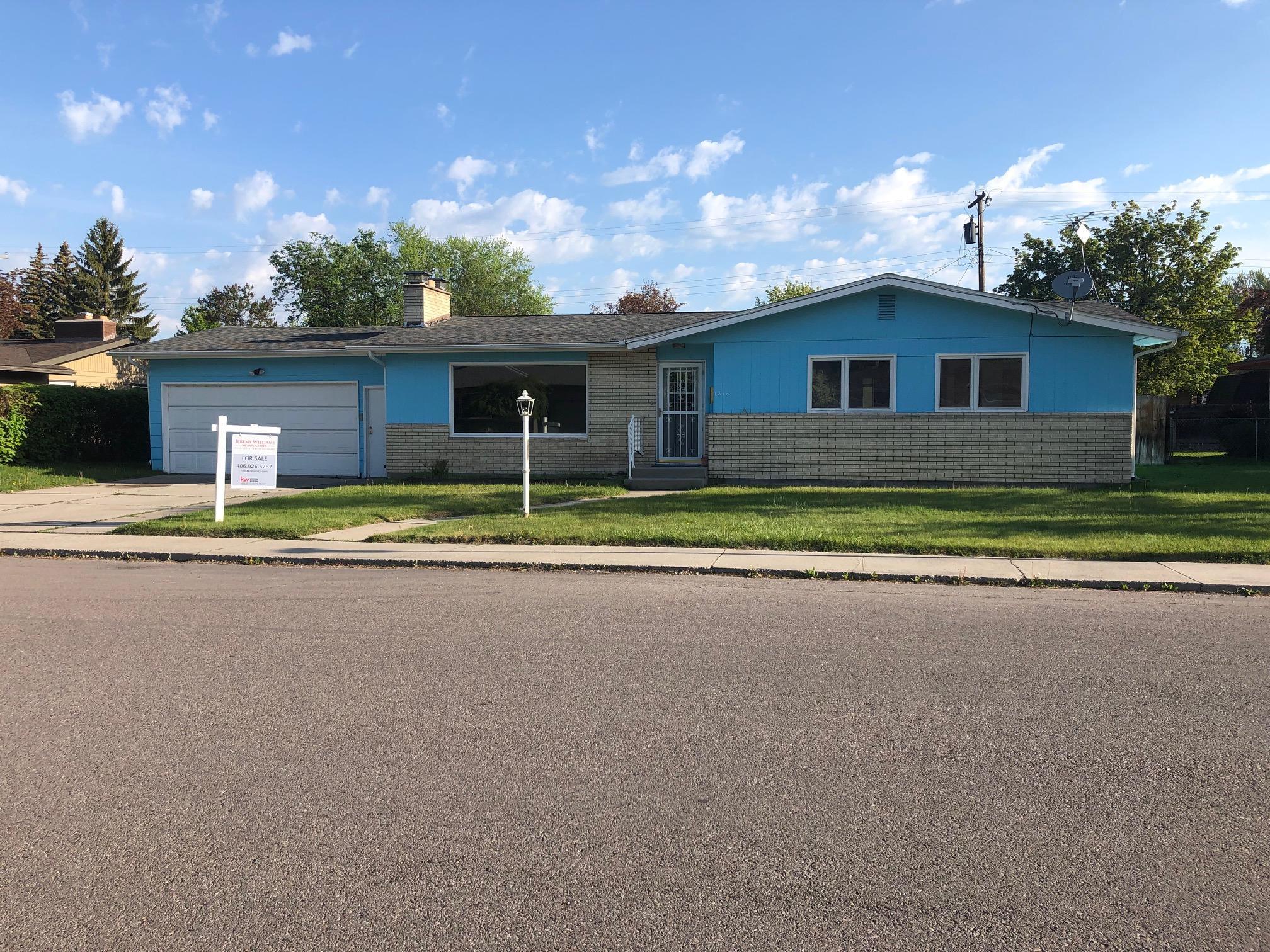 1816 35th Street, Missoula, MT 59801