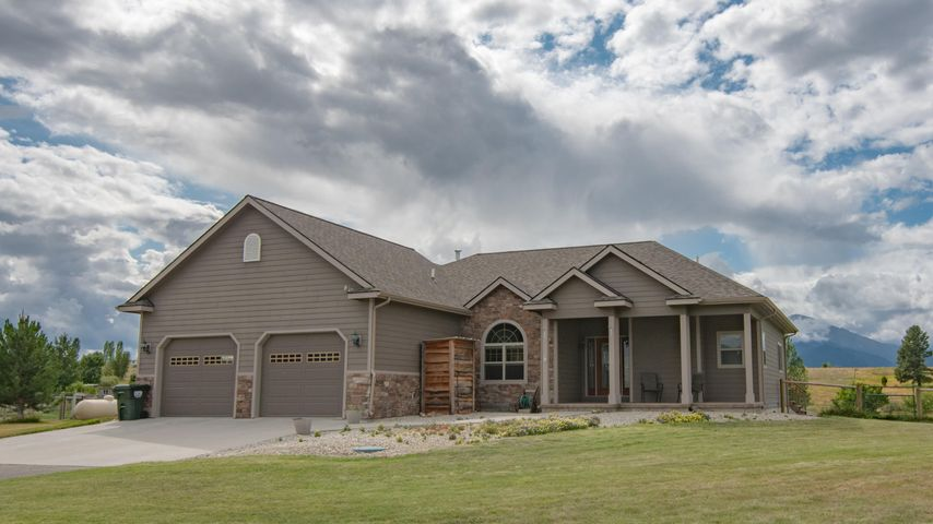 4103 Illinois Bench Road, Stevensville, MT 59870