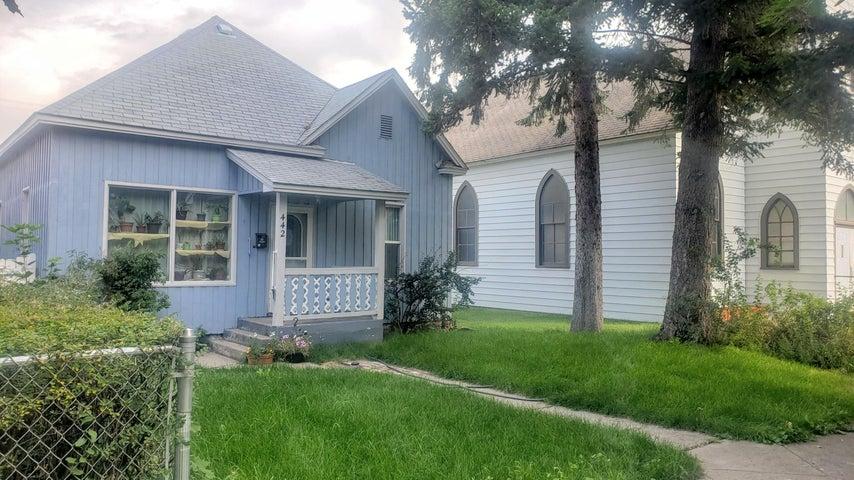 442 West Alder Street, Missoula, MT 59802