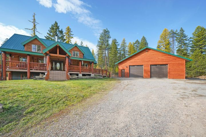 1034 Grizzly Mountain Road, Missoula, MT 59808