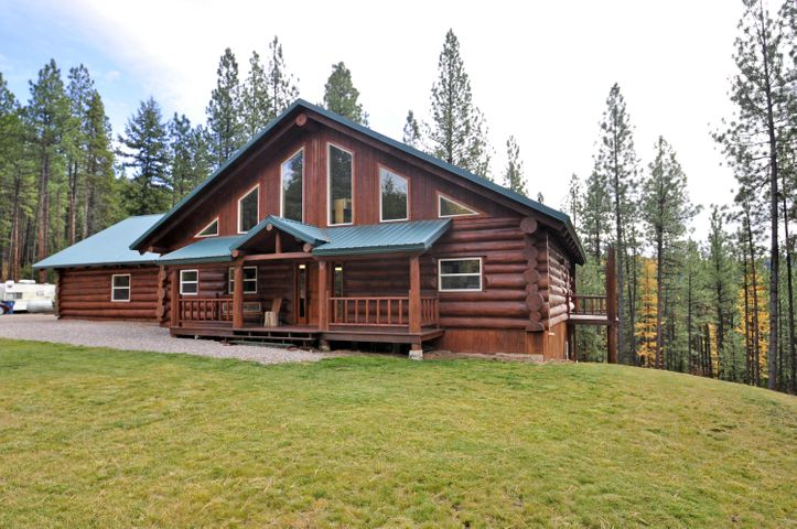 255 Hunter Ridge Trail, Alberton, MT 59820