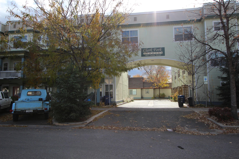 1401 Cedar Street, Unit 20, Missoula, MT 59802