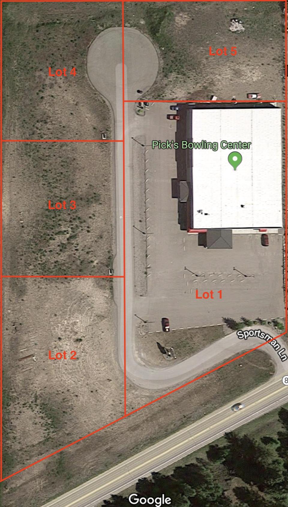 Lot 2 Sportsman Lane, Bigfork, MT 59911