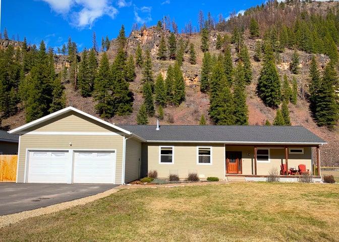 686 Rock Creek Rd., Clinton, MT 59825