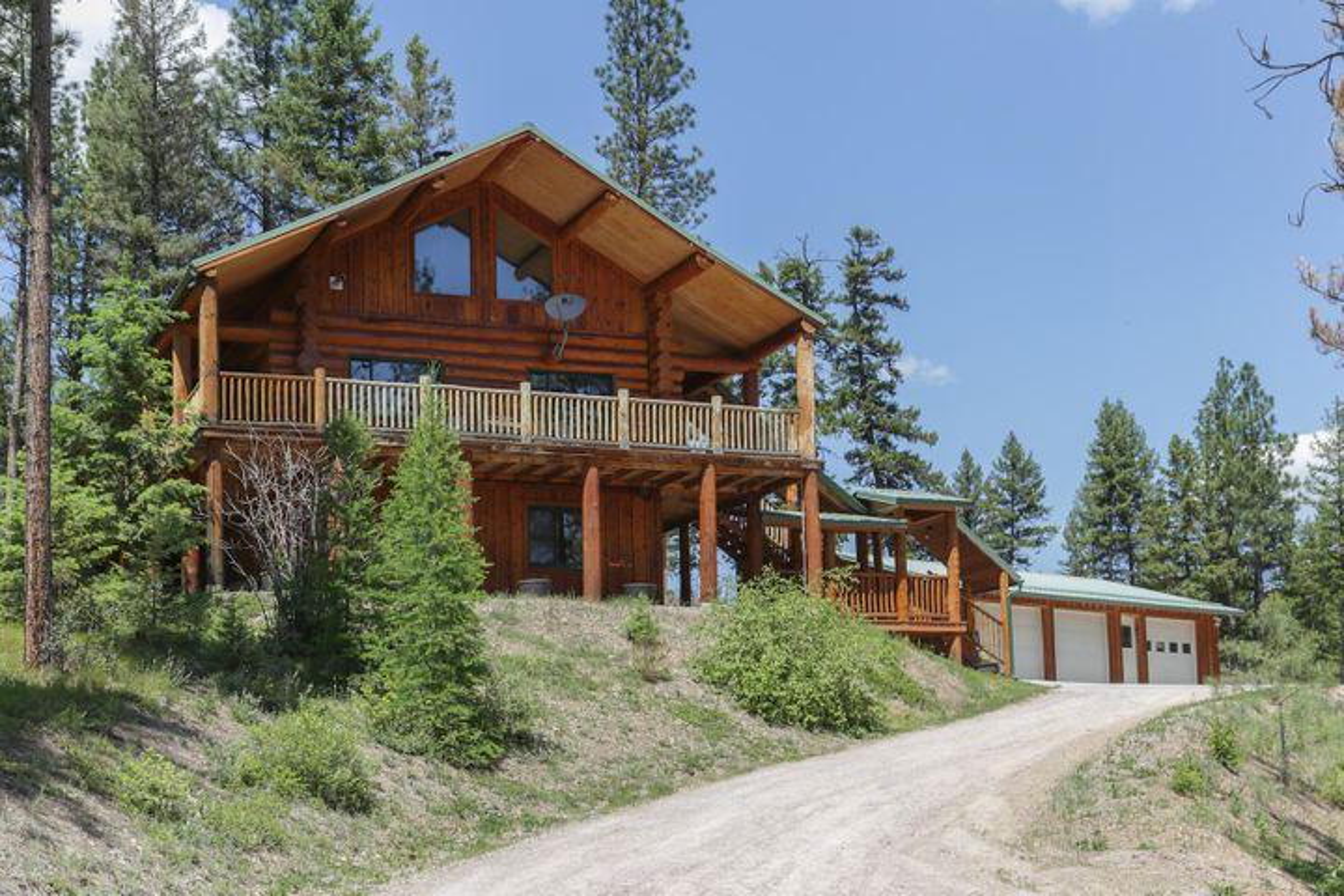 3871 Bear Creek Road, Bonner, MT 59823