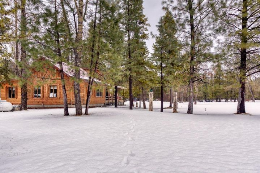 Cedar Sided Cabin
