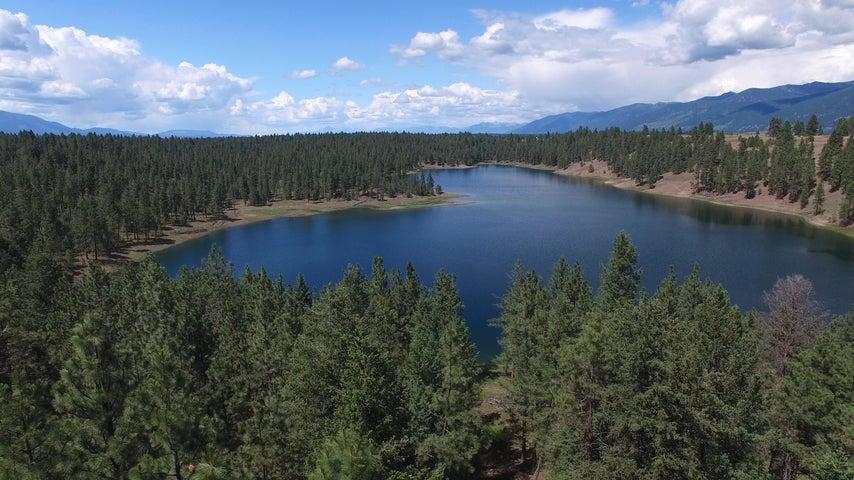 Beautiful Moran Lake Frontage just below house