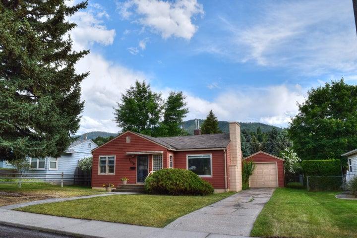 109 Sentinel Street, Missoula, MT 59801