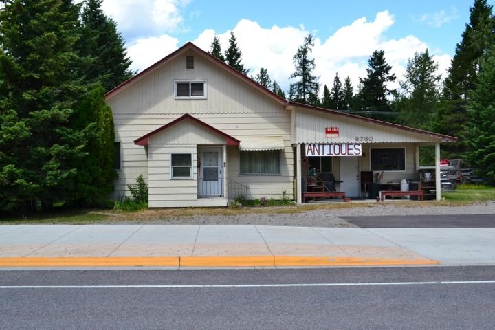 8752 U.S. Hwy 2 East, Hungry Horse, MT 59919