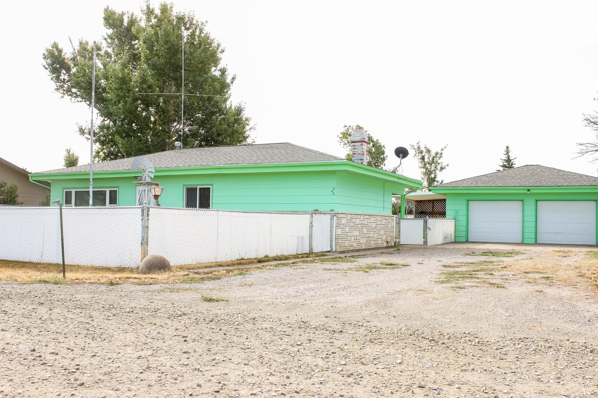240 Van Horn Street, Fort Shaw, MT 59443