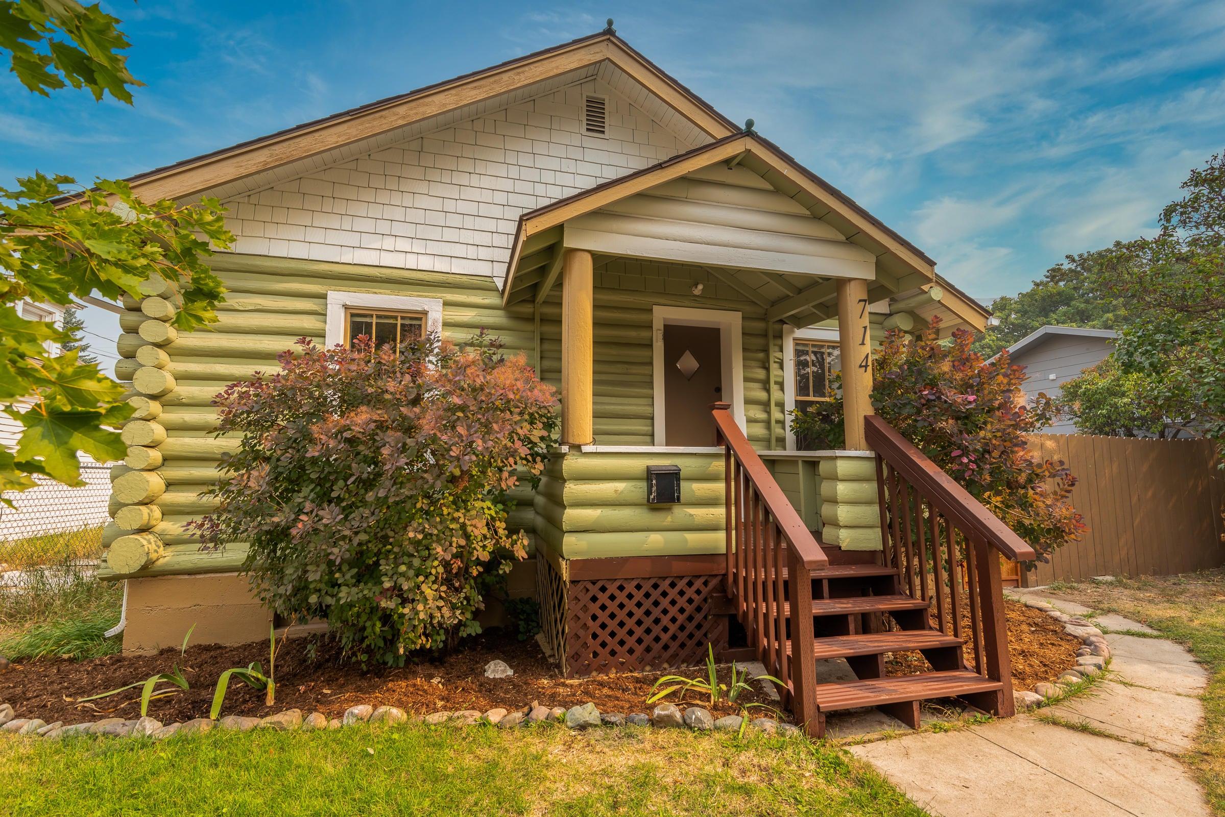 714 & 716 Poplar Street, Missoula, MT 59802