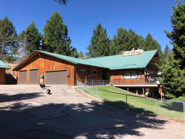 119150 Lone Pine Gulch Road, Ramsay, MT 59748