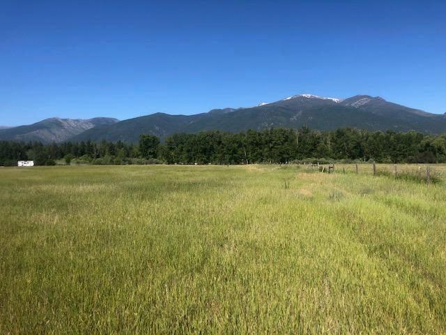 Beautiful Bitterroot Mountains