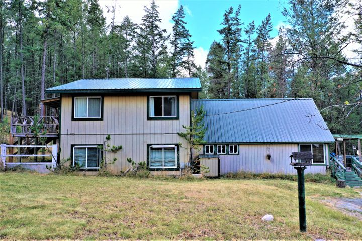 242 Sand Hill Road, Rexford, MT 59930