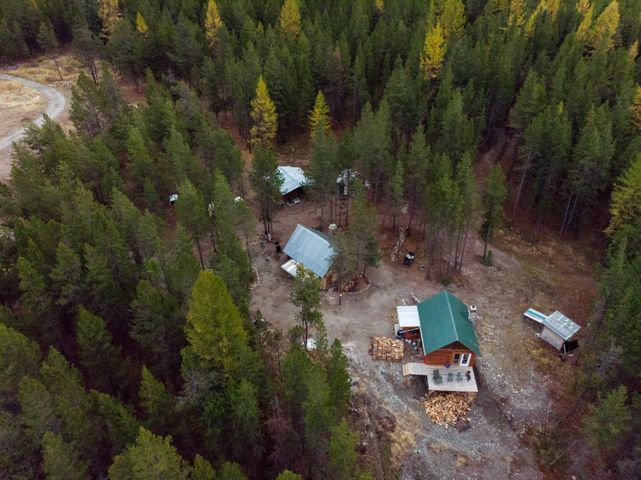 157 Skookum Lake Road, Marion, MT 59925