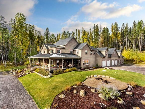 687 North Valley Drive, Whitefish, MT 59937