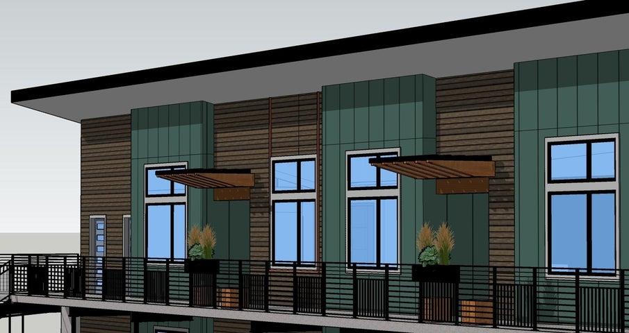 Exterior of Basecamp Building