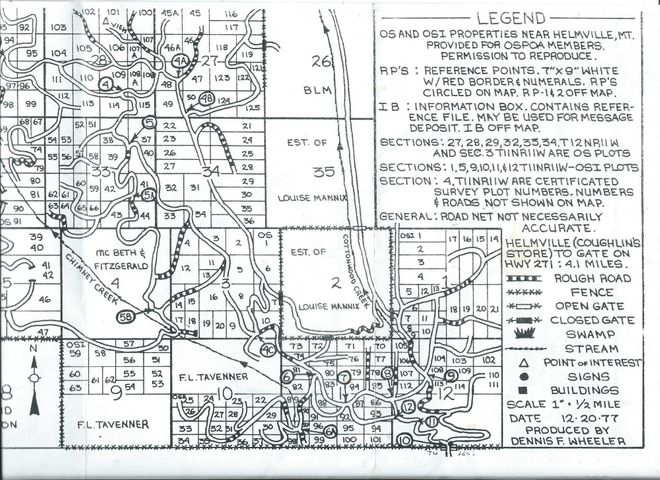 Lot 104 Elk Point Road, Helmville, MT 59843