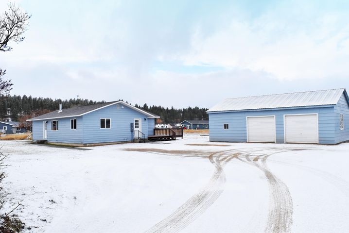 304 West Missoula Avenue, Darby, MT 59829