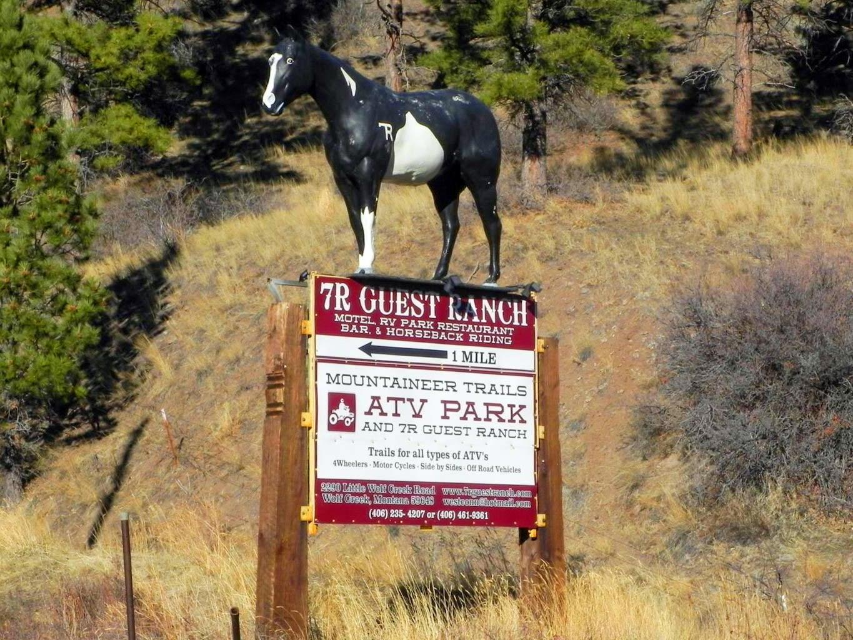 2290 Little Wolf Creek Road, Wolf Creek, MT 59648