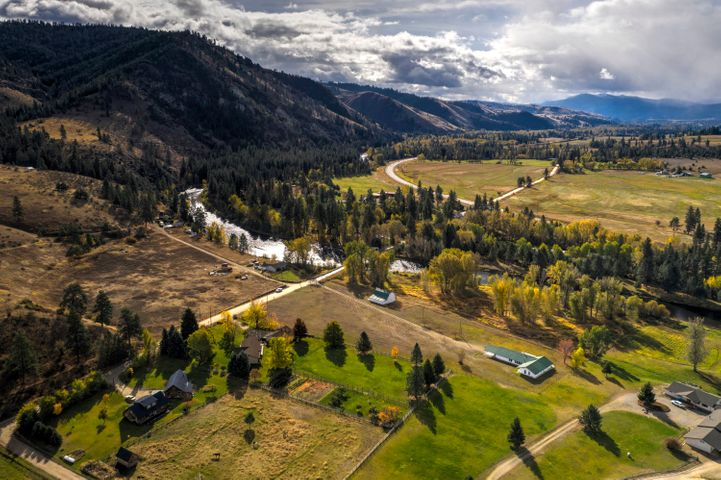 2455 Old Darby Road, Darby, MT 59829