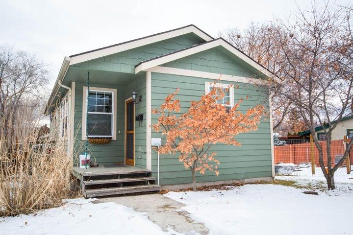 1623 Sherwood Street, Missoula, MT 59802
