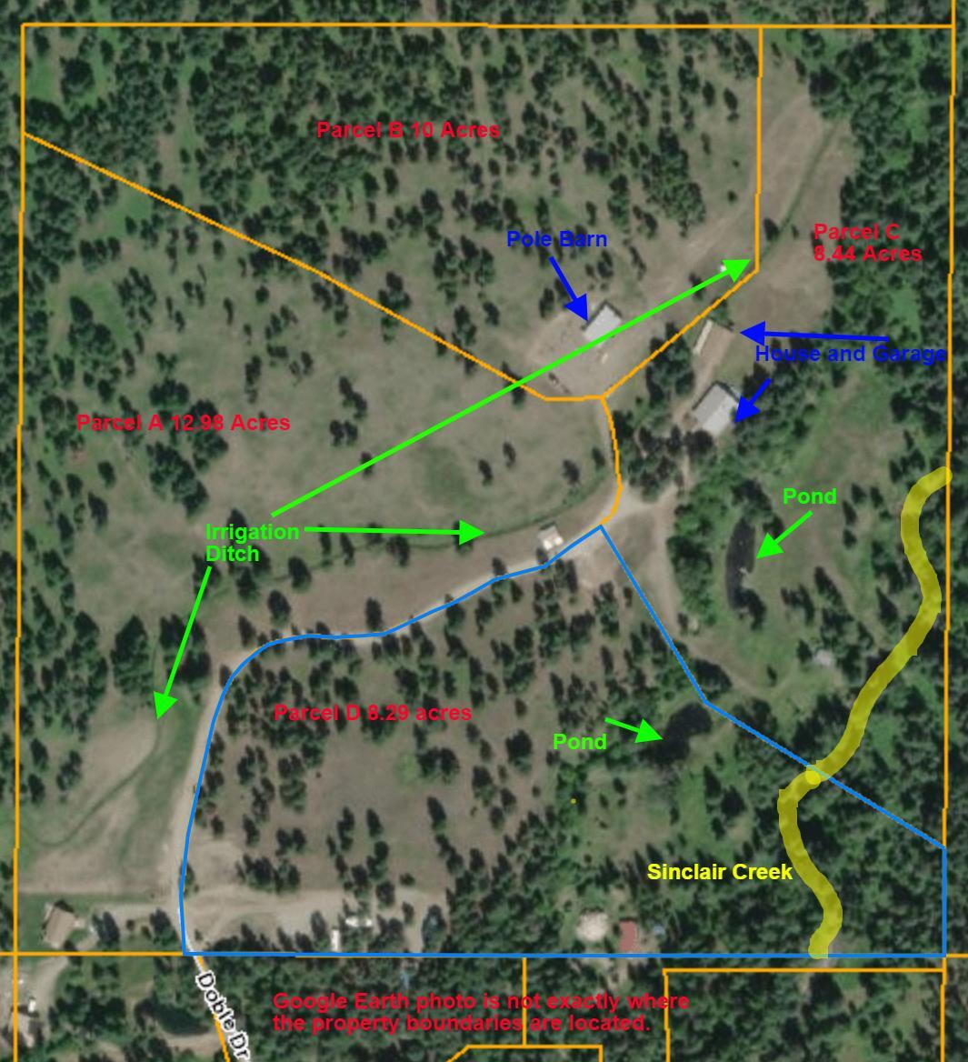 Parcel D Doble Drive, Eureka, MT 59917