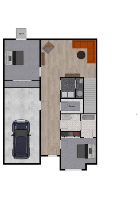 1250 Basecamp Drive, Unit G, Missoula, MT 59802