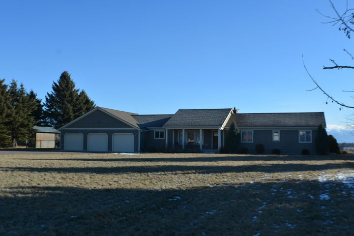 2331 Mission Trail with views of the Swan, TeaKettle and Whitefish Mountain Ranges