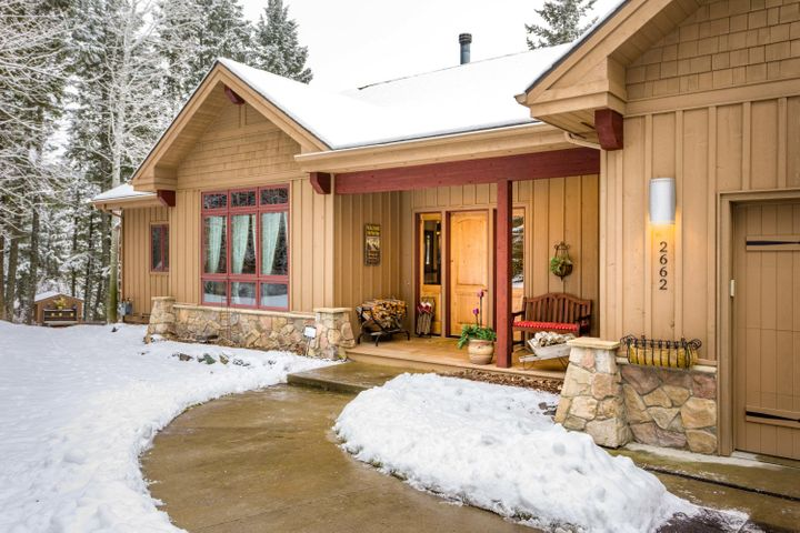 2662 Rest Haven Drive, Whitefish, MT 59937