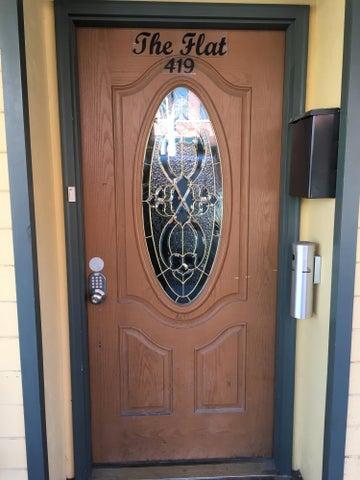 Loft Front Door