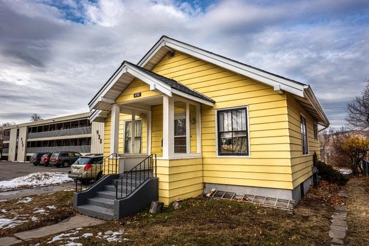 438 South 5th East Street, Missoula, MT 59801