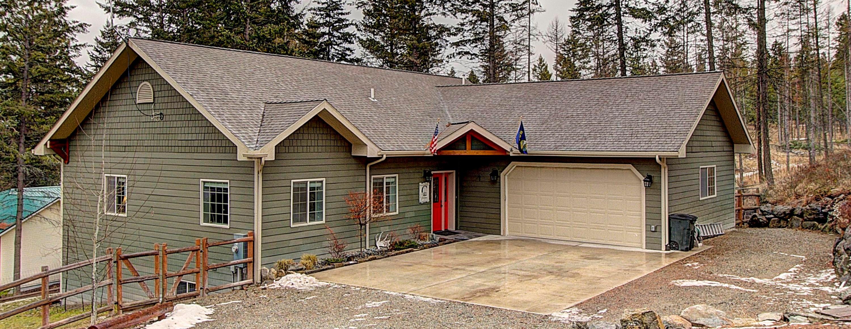 131 Timberlane Terrace, Lakeside, MT 59922