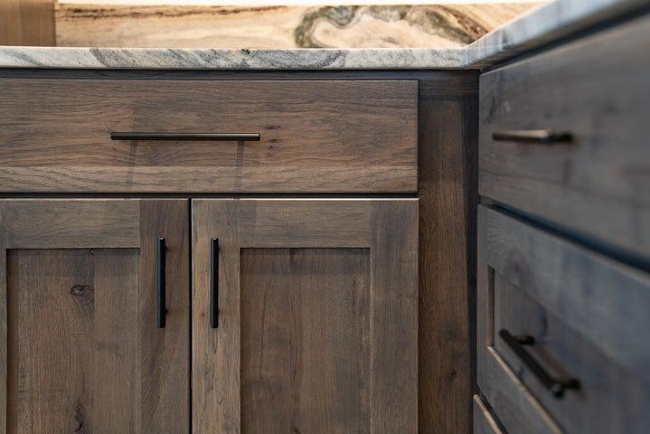Bathroom Wood Finishes