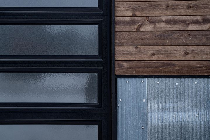 Garage Door Finishings