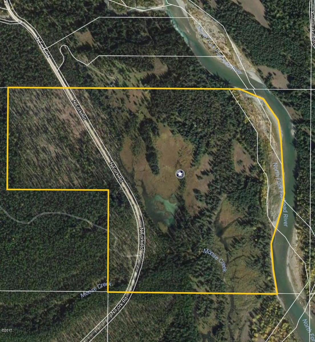 Nhn(173ac) North Fork Road, Polebridge, MT 59928