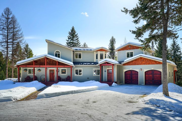 1730 Hill Meadows Road, Whitefish, MT 59937