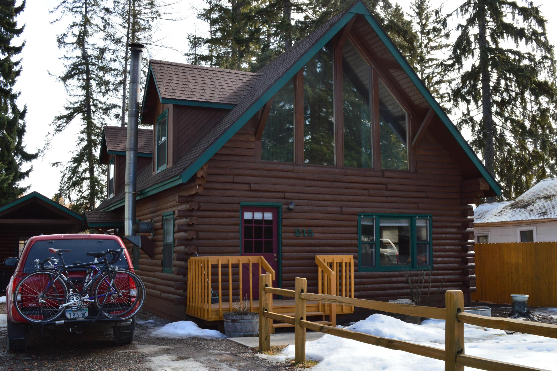 815 Park, Whitefish, Montana