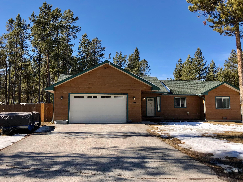 1186 Homesteaders Way, Marion, MT 59925