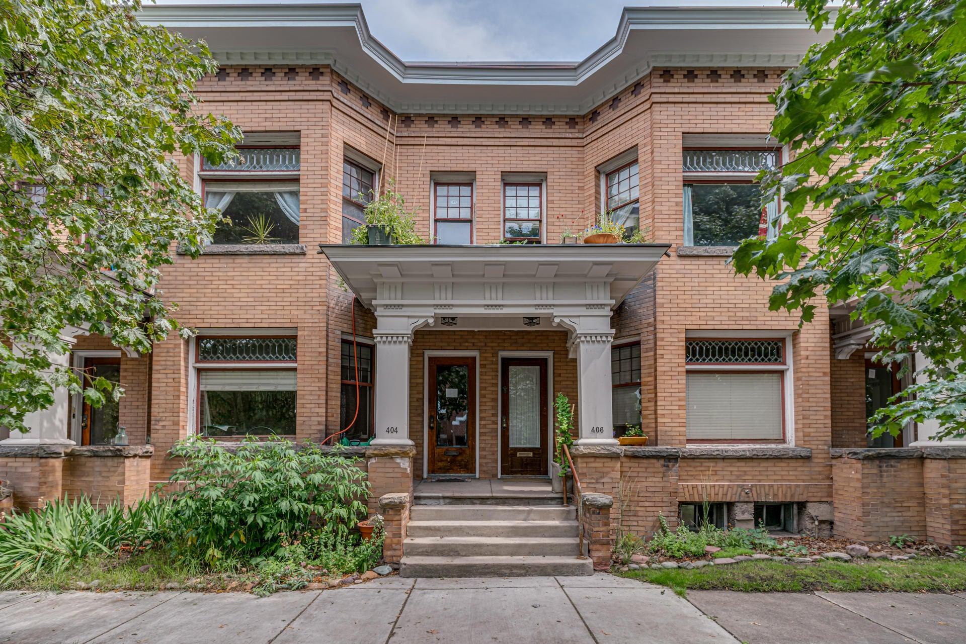 400 Roosevelt Street, Unit 404, Missoula, MT 59801