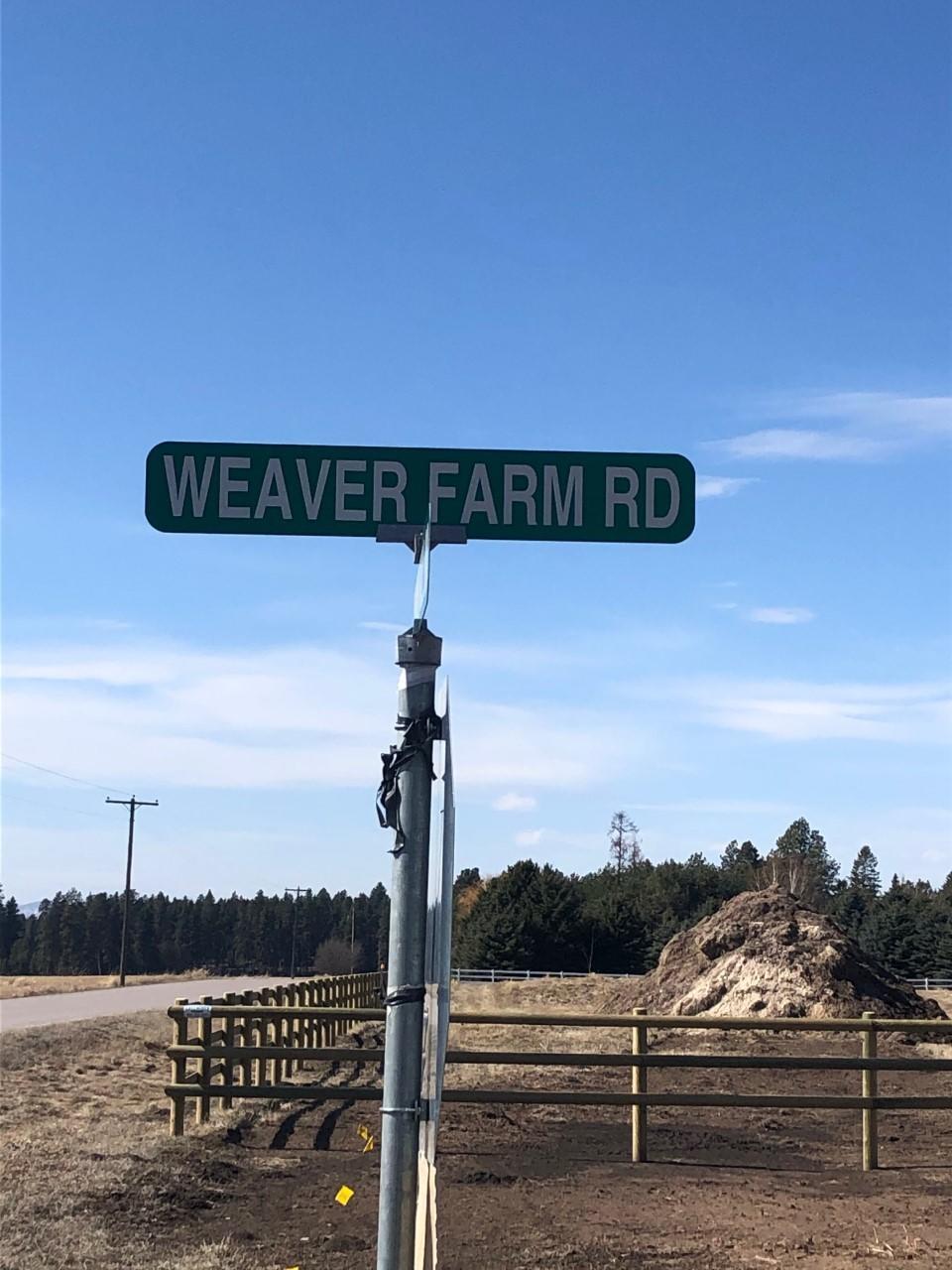 567 Weaver Farm Road, Kalispell, MT 59901