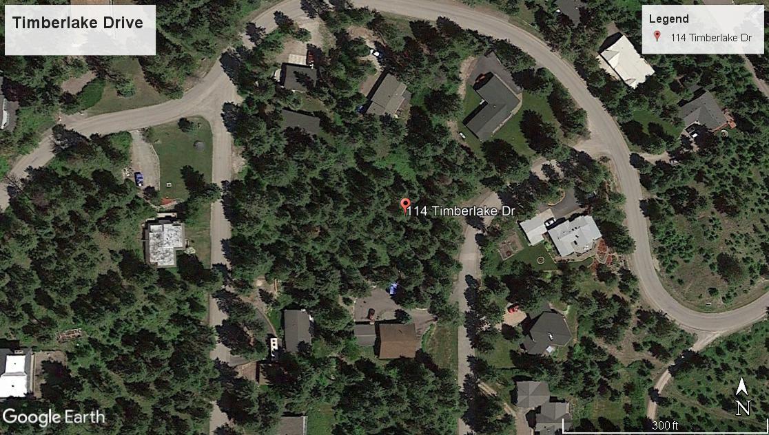 114 Timberlake Drive, Lakeside, MT 59922