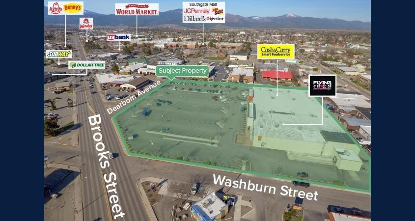 2501 Brooks Street, Missoula, MT 59801