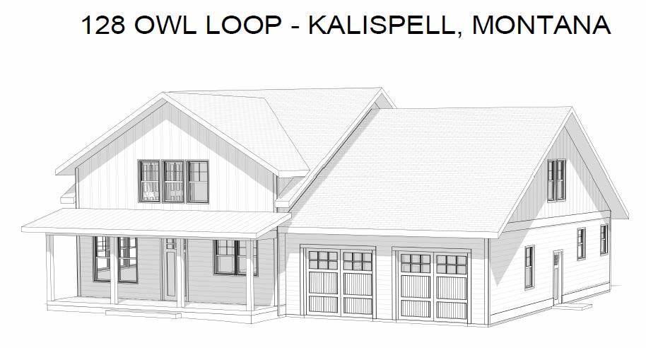 128 Owl Loop, Kalispell, MT 59901