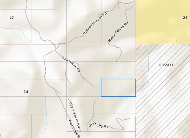 North2 Ridge Spring Road, Helmville, MT 59843
