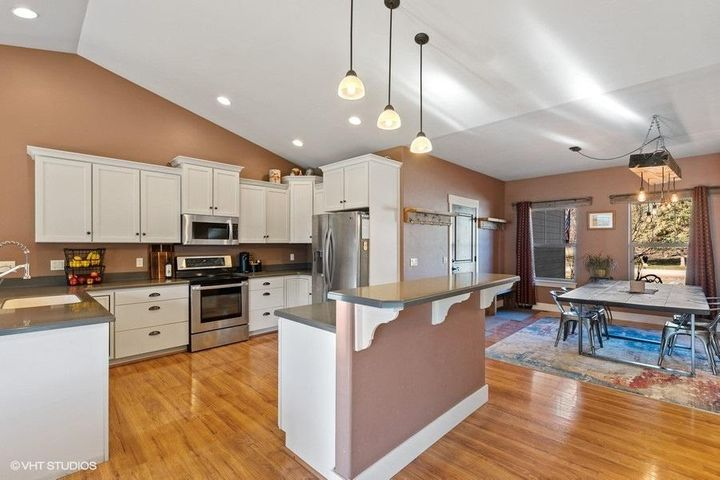 Single level home in desirable Whitefish!