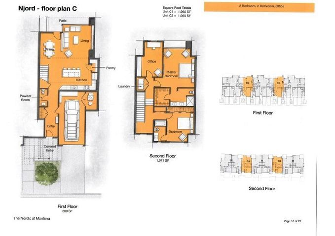 5810 Davos Lane, Unit C, Whitefish, MT 59937