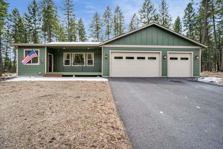 162 Crystal View Court, Lakeside, MT 59922