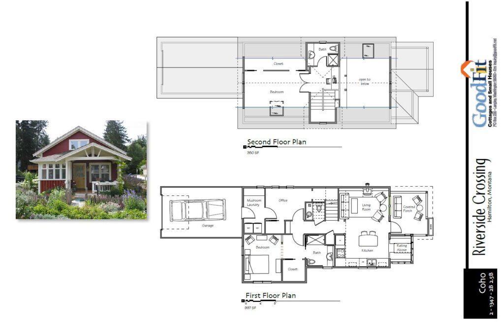 307 Mansion View Loop, Hamilton, MT 59840
